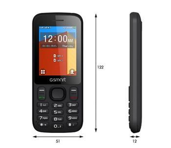 GIGABYTE GSmart F240 Dual SIM