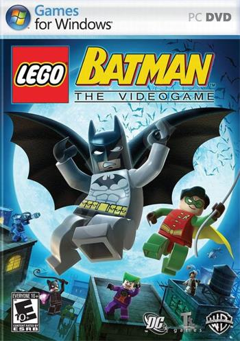 PC LEGO Batman
