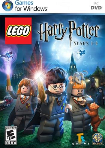 PC LEGO Harry Potter: Years 1-4