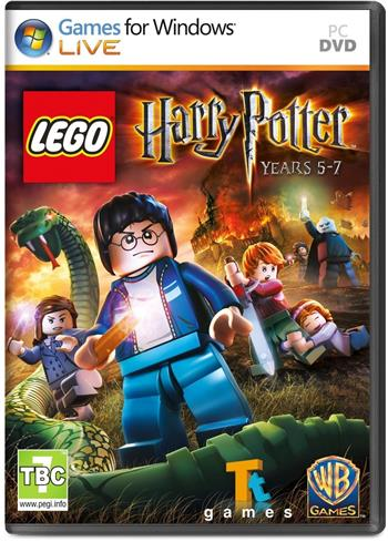 PC LEGO Harry Potter: Years 5-7; 8595071031487