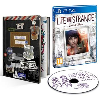 PS4 Life is Strange Limited Edition; 5021290070387