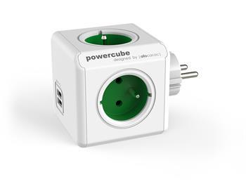 PowerCube Original USB GREEN; 8718444085973