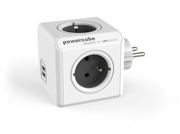 PowerCube Original USB GREY; 8718444085959