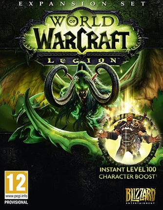 PC World of Warcraft: Legion - datadisk; 72986EU