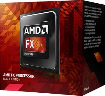 AMD FX-4320 4core Box ; FD4320WMHKBOX