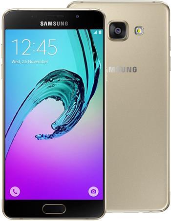 Samsung Galaxy A5 2016 A510FSamsung Galaxy A5 SM-A510F, Gold; SM-A510FZDAETL