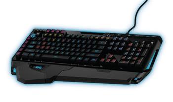 Logitech G910 Orion Spark, mechanická herní klávesnice US; 920-006421