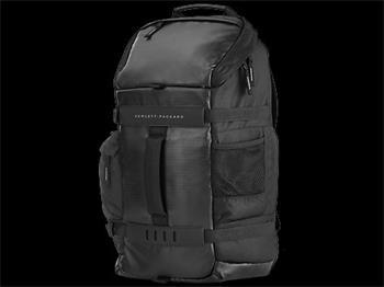 HP 15.6 Black Odyssey Backpack; L8J88AA