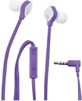 HP In-Ear Stereo Headset H2310 (Intense Purple); M2J40AA