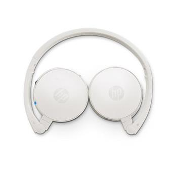 HP Wireless Stereo Headset H7000 (White); G1Y51AA