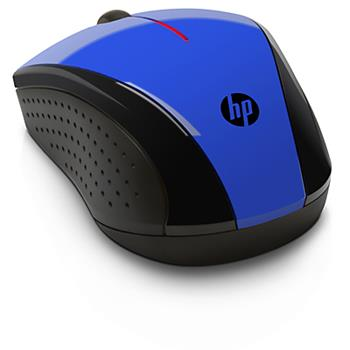 HP Wireless Mouse X3000 Cobalt Blue