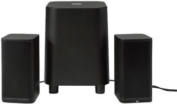 HP 2.1 PC Black S7000 Speaker; K7S77AA