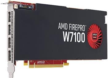 HP FirePro W7100 8GB, J3G93AAAMD FirePro W7100; J3G93AA