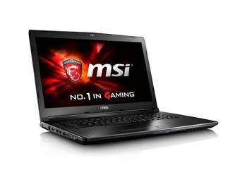 MSI GL72 6QD-037CZ - Notebook; GL72 6QD-037CZ