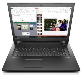 Lenovo IdeaPad 300 17; 80QH003XCK