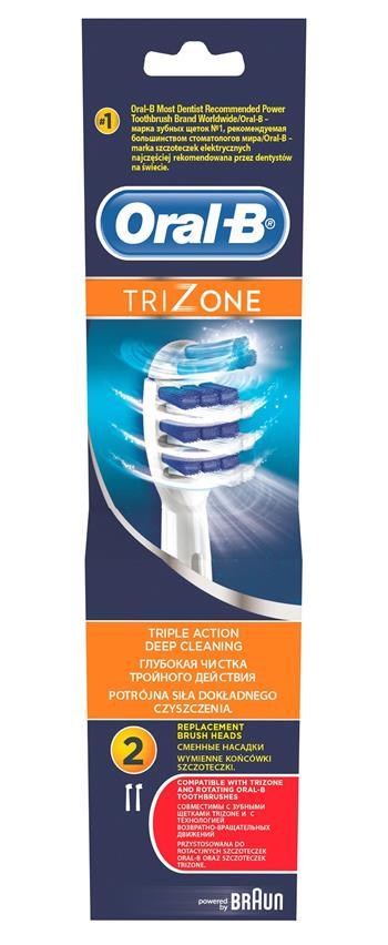Braun Oral-B EB 30-2 TriZone - náhradní kartáček