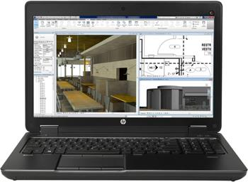 HP Zbook 15 T7W01EA