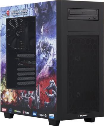 HAL3000 - herní sestava Extreme 2016; PCHS2074