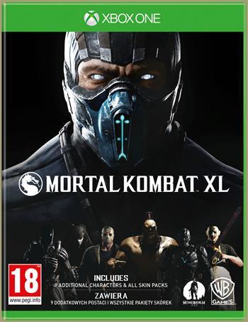 XONE Mortal Kombat XL
