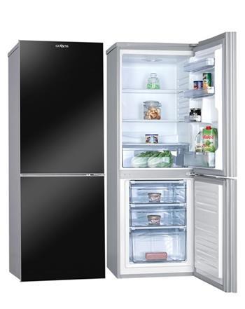 Goddess RCC0155GBS9 kombinovaná chladnička, A++; RCC0155GBS9