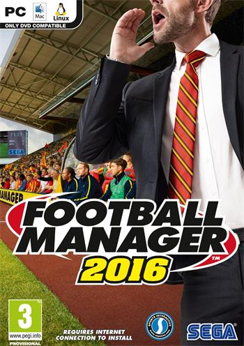 PC Football Manager 2016; 5908305211754