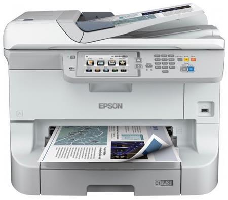 Epson WorkForce Pro WF-8590DWF; C11CD45301