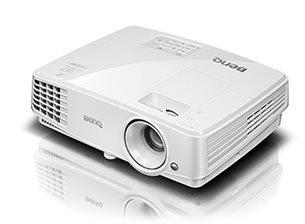 BenQ DLP Projektor MS514H / SVGA / 3200ANSI / 13000:1 / HDMI / 3D / 1x2W repro