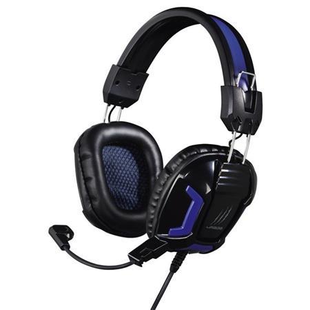 Hama uRage gamingový headset SoundZ Essential, černý; 113744