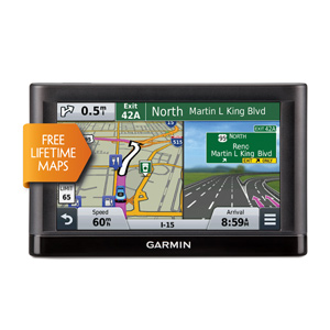 Garmin nüvi 58T Lifetime Europe45