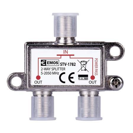 EMOS Rozbočovač STV 1782 *J0501; 2504200400