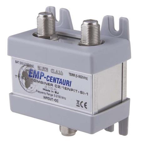 EMOS Slučovač satelitního a anténního signálu (TV/SAT) *J5941; 2520600900