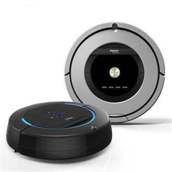 iRobot Roomba 886 + Scooba 450; R886S450
