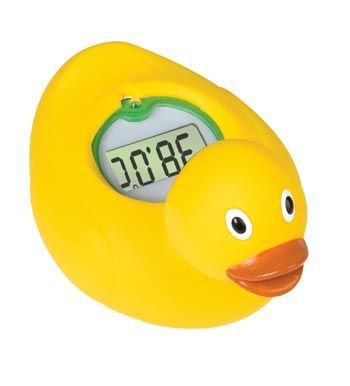 TOPCOM Baby Bath Thermometer 200 Duck