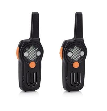 TOPCOM Twintalker RC-6430, dosah 3 km, vysílačky pro děti, LED podsvícení pro různé kanály