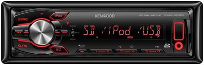 Kenwood KMM-361SD; KMM-361SD