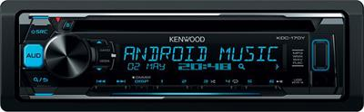 Kenwood KMM-122Y; KMM-122Y
