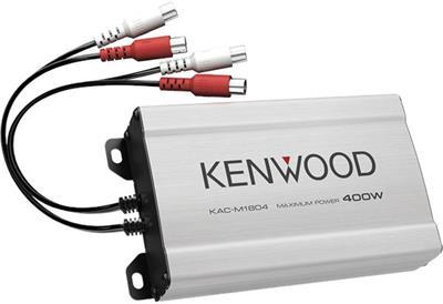 Kenwood KAC-M1804; KAC-M1804