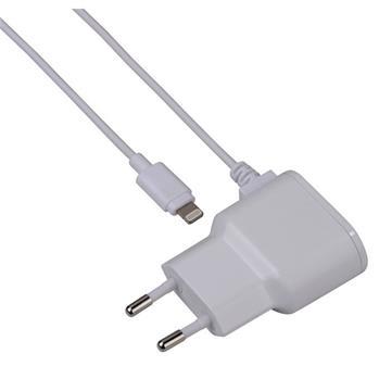 Hama Easy síťová nabíječka pro Apple iPhone/iPod s Lightning konektorem; 138282