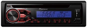 PIONEER DEH-1800UBB - autorádio, MP3, USB