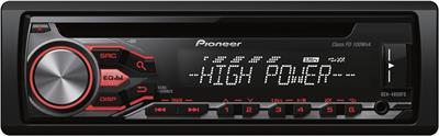 Pioneer DEH-4800FD; DEH-4800FD