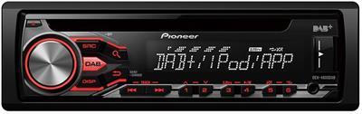 Pioneer DEH- 4800DAB; DEH- 4800DAB
