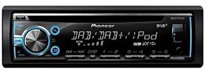 Pioneer DEH- 6800DAB; DEH- X6800DAB
