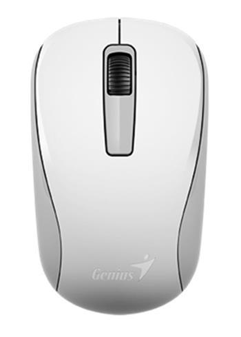 GENIUS NX-7005, optická myš, USB, Blue eye, white