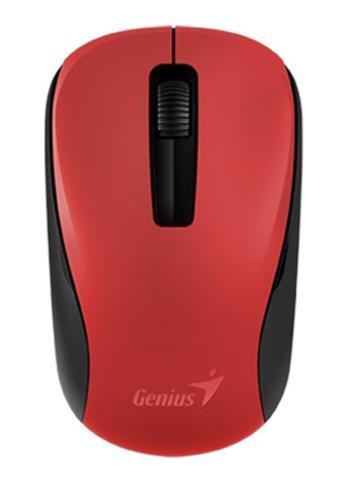 GENIUS NX-7005, optická myš, USB, Blue eye, red