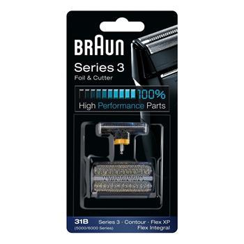 BRAUN Combipack Series 3-31B (50/60) - náhradní břit; COMBI PACK 3-31B