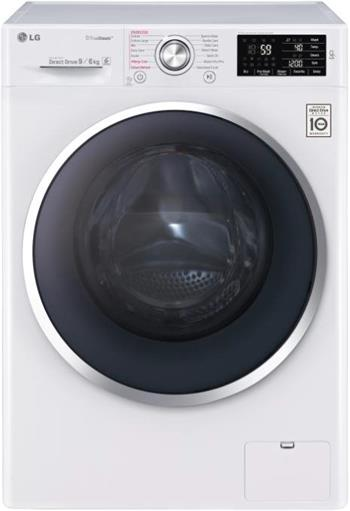 LG F84U2TDH0N - pračka s předním plněním; F84U2TDH0N
