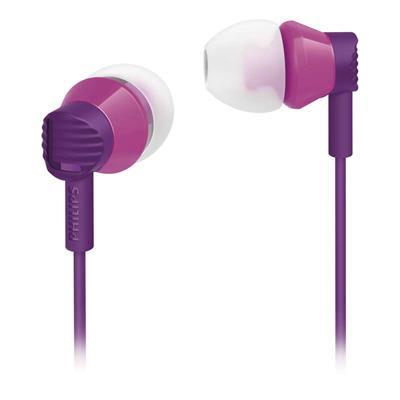 Sluchátka do uší Philips SHE3800PP