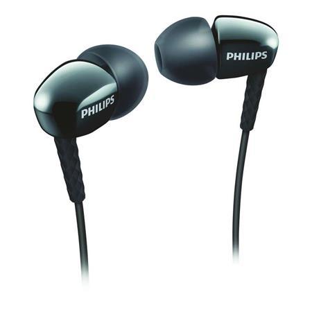 Philips Sluchátka do uší SHE3900BK; 9260001134