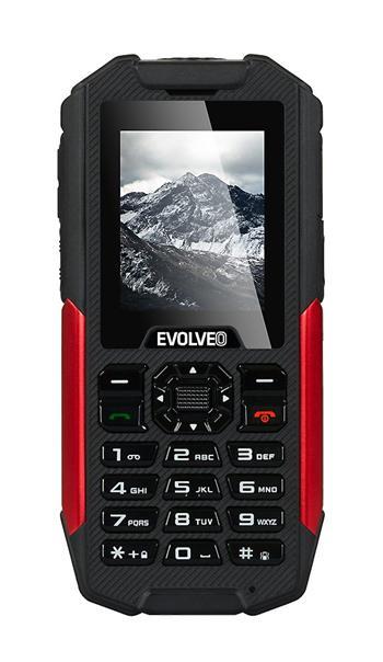EVOLVEO StrongPhone X3, vodotěsný odolný Dual SIM telefon