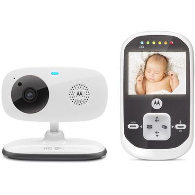 MOTOROLA MBP 662 HD Connect - dětská chůvička ; 41005020